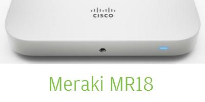 Free Cisco Meraki Wireless Router